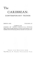 The Caribbean : contemporary trends