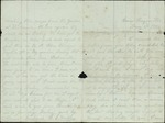 Mickler, Jacob E. to his Wife Sallie, May 2, 1864- Camp Finegan, Fla. (1 sheet, 4 leaves)