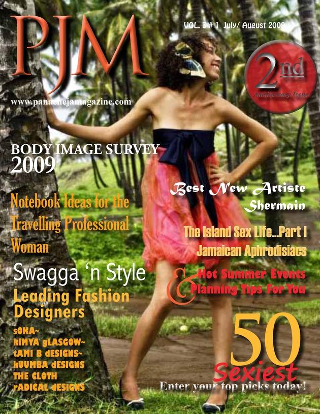 Panache Jamaica (PJM magazine) - Page 1