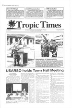 The tropic times