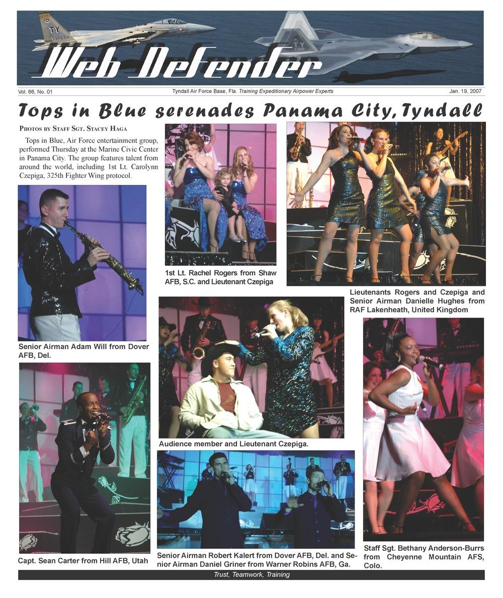 Web defender - Page 1