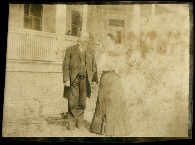 William Sherman Jennings and May Mann Jennings (2 photos) - Page 1