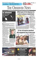 Observer news