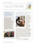 2018, dLOC Newsletter, English