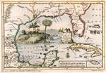 Scheeps togt van Iamaica gedaan na Panuco en Rio de las Palmas, aan de Golf van Mexico gelegen