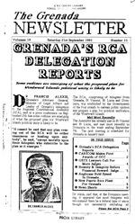 The Grenada newsletter
