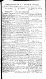 Gazette Nationale ou Le Moniteur Universel, Port-au-Prince copy