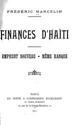 Finances d'Haïti