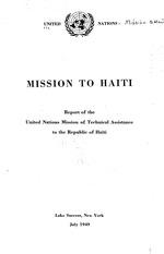 Mission to Haiti