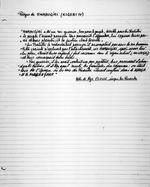 Regne de Rwabugiri (Kigeri IV). Notes de Mgr. Classe, eveque du [Bishop of] Ruanda. ms.