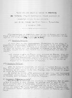 Notes sur les faits et gestes de Rwabugiri au Kinyaga d'apres Birasenyeri, temoin oculaire et compagnon assidu du roi guerrier, par le R.P. Delmas des Peres Blancs. Nyamasheke, Nov. 1, 1929. 3 pages.