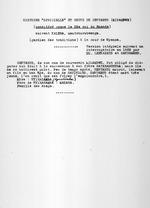 "[Mibambwe III Sentabyo]. Histoire ""officielle"" du regne de Sentabyo (Mibambwe) (considere comme 35e roi du Ruanda) suivant Kalera, umutshurubwenge (gardien des traditions) a la cour de Nyanza. Version integrale suivant un interrogatoire en 1925 par M.M. Leenaerts et Sandraerd."