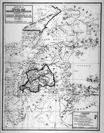 Carte de la region des Grands Lacs Africains indiquant les Missions Religieuses et les Centres d'Influence Musulmane en 1930. Dressee par J. M. Derscheid, Dr Sc. 1934.