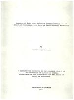 Response of body lice, Pediculus humanus humanus, L., to blackbody radiation; with notes on their antennal morphology
