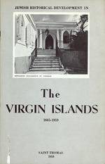 Jewish historical development in the Virgin Islands, 1665-1959