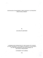 Knowledge engineering applications in automated structural design
