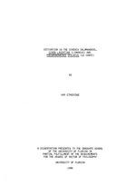 Estivation in the sirenid salamanders, Siren lacertina (Linnaeus) and Pseudobranchus striatus (Le Conte)