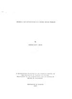 Dynamics and optimization of a human motion problem