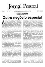 Jornal pessoal