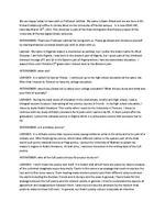 Transcript of Al-Khidr Choudar (Lakhdar) interview in English