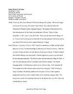 Transcript of Samia Mishriki in English, November 11, 2011