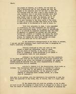 Correspondence to William Moore Angas regarding Everglades drainage