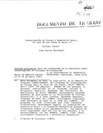 Investigación en fincas y desarrollo rural