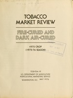 Tobacco market review