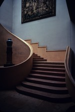 Stairs in Musée des Beaux-arts