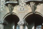 Nouveau architecture in Nancy, France