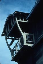 Balcony on building