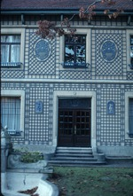 Façade of a building