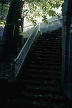 Exterior steps