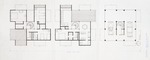 Goodloe Residence (William N. Morgan, FAIA) - Floor plan presentation drawing