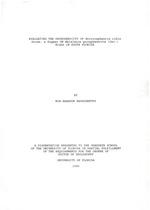 Evaluating the pathogenicity of Botryosphaeria ribis Gross. & Duggar on Melaleuca quinquenervia (Cav.) Blake in South Florida