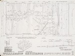 Construction Document: Site plan; Graphite on vellum