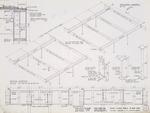 Construction Document: Elevations; Graphite on vellum