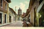 Maceo Street, Camaguey, Cuba.