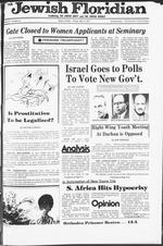 The Jewish Floridian