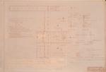 Foundation Plan & Details. Revisions 18 October 1965.