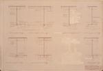 """3/4"""" Wall Sections 1-9.  Revisions 18 October 1965."""
