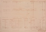 """3/4"""" Wall Sections 10-20.  Revisions 18 October 1965."""
