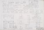 Interior Elevations. Cabinet Details.