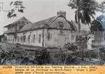 Maison de la fabrique du Sacre-Coeur, pres des Cayes.