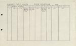 Ximenez-Fatio House - Door Schedule, Plans & Lockset Schedule (7 pages)