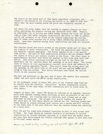 DeMesa-Sanchez House - Field Investigation August 11, 1978 (4 pages)