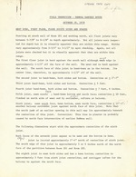 DeMesa-Sanchez House - Field Inspection October 19, 1978 (7 pages)