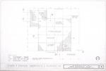 1580 Wooden Fort Reconstruction - Second Floor Framing Plan