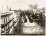 24 photos of inauguration of Paseo Marti and of the parade to commemorate the American Veterans of the Maine, October 10, 1928.