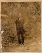 "Fragile 8"" X 10"" print of the most well known photograph of Jose Marti."